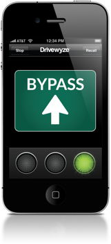 DriveWyze in BigRoad app