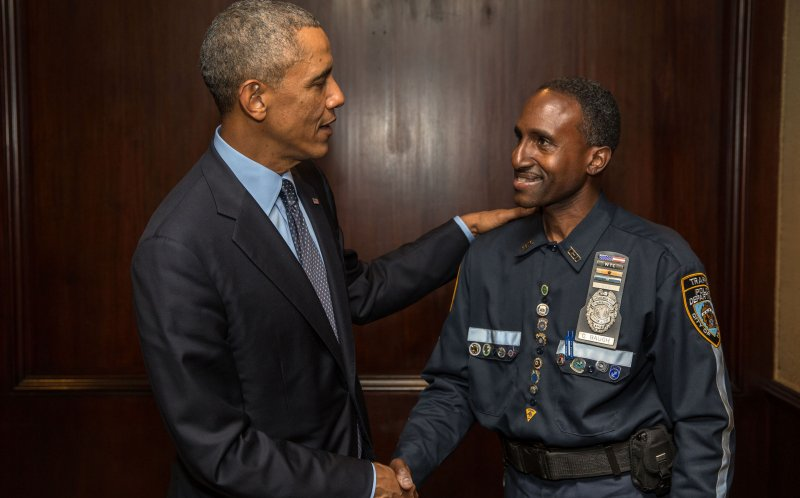 NYPD Tow Truck Driver Honored by President Obama