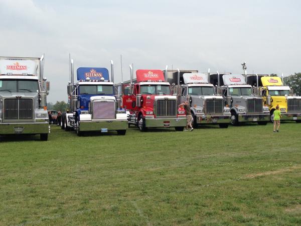 Sleeman Trucks