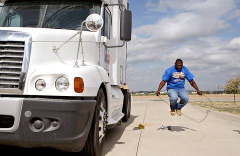Sitting's the New Smoking: What Does That Mean For Truckers?