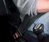Seatbelts save lives