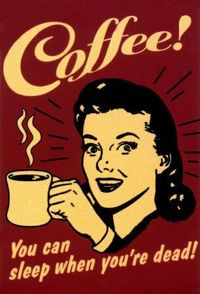 What your caffeine addiction can do for you & your CSA score!