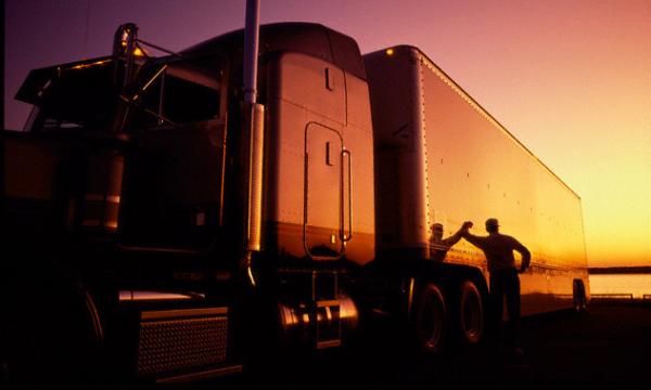 O/O truck