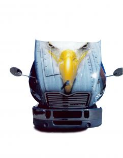 2012 Truck Fleet Graphics Award Winners - Amazing shots