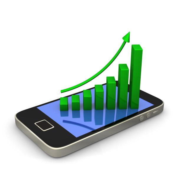 Smartphone Adoption & Trucker App Usage is Exploding!