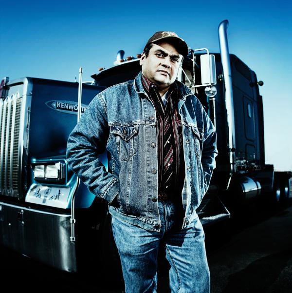 Trucker Driver BigRoad