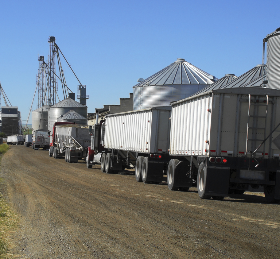 Agriculture and livestock haulers