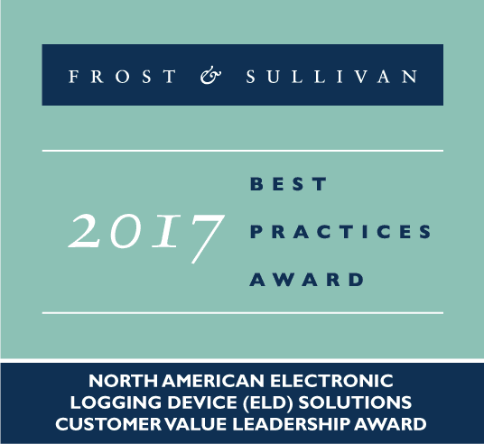 BigRoad Frost & Sullivan Award