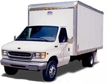 Cube Van.