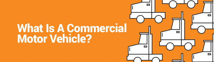 What is a commercial motor vehicle?