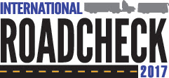 International Roadcheck 2017 Logo