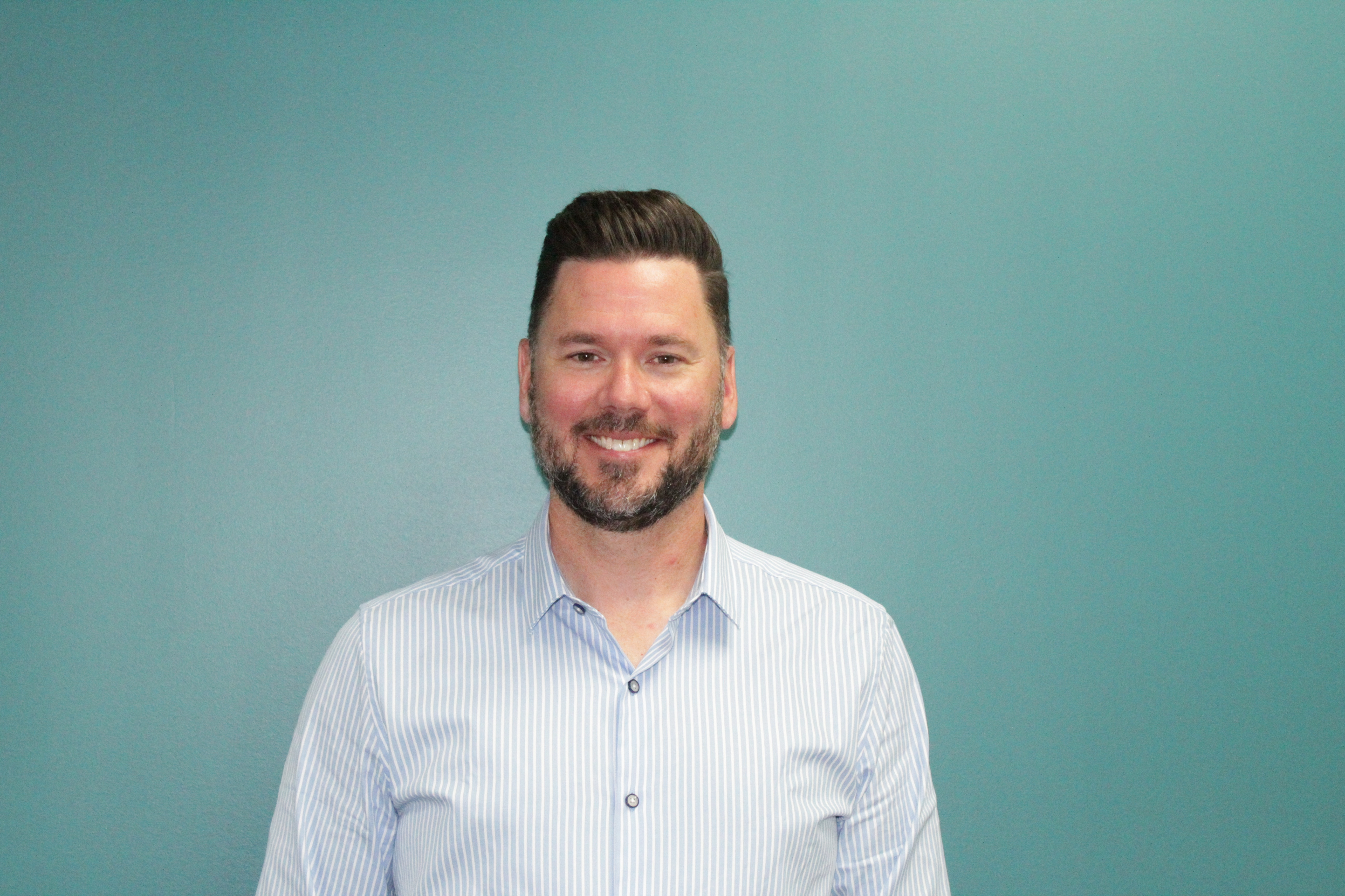 Travis Gibbons, Manager of Customer Support