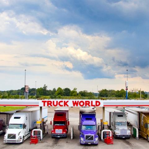 Truck Wolrd Hubbard Ohio