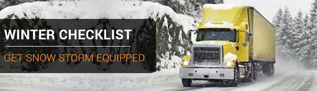 Winter Equipment Checklist