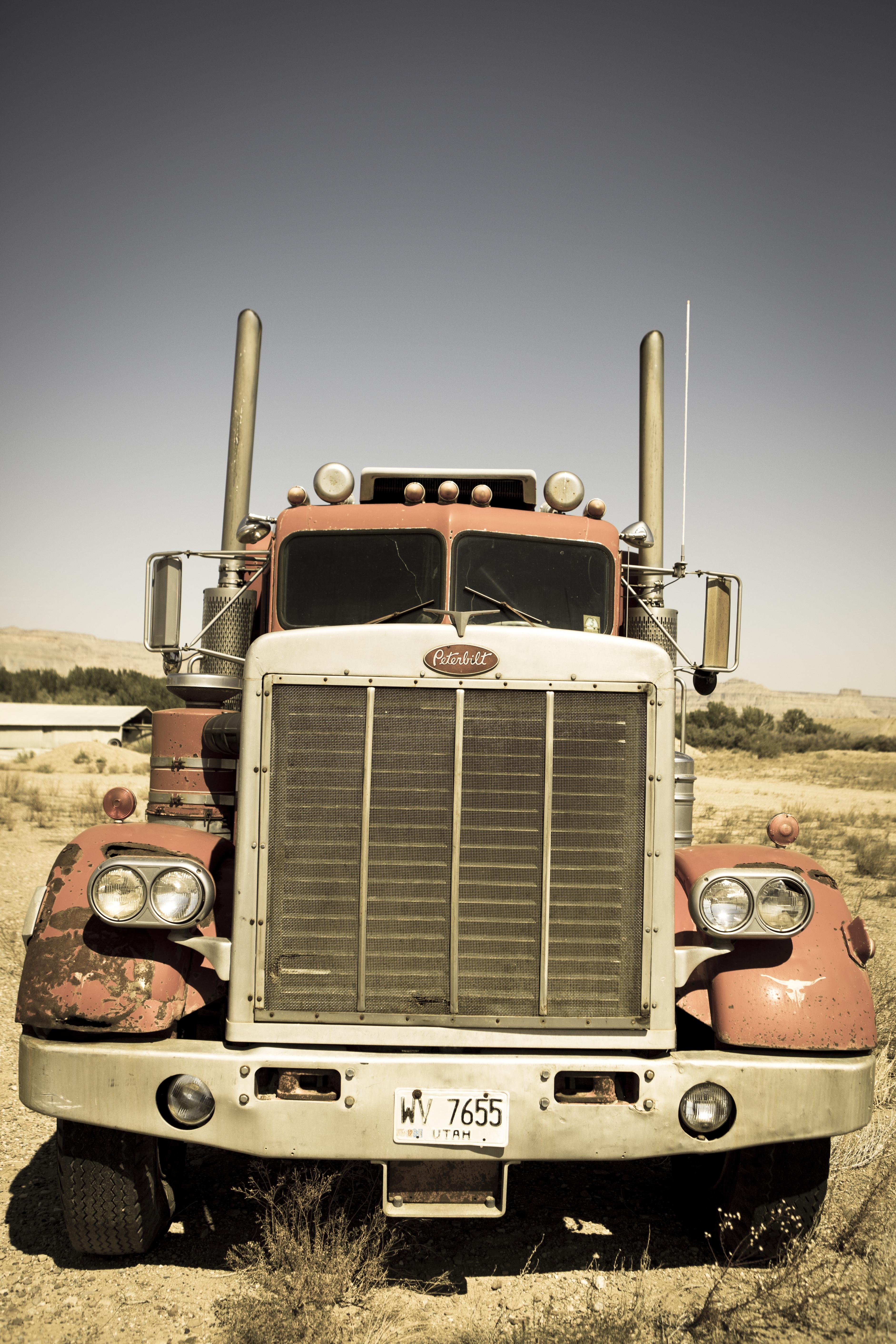 pre-model year 2000 truck