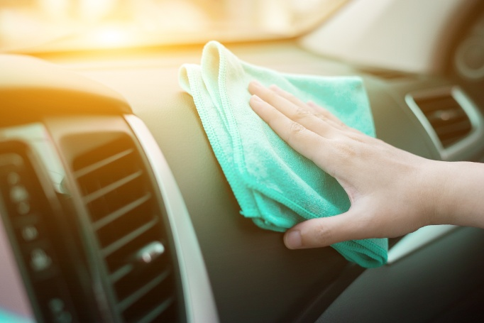 Cleaning your truck