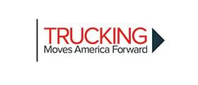 Trucking Moves America Forward Logo