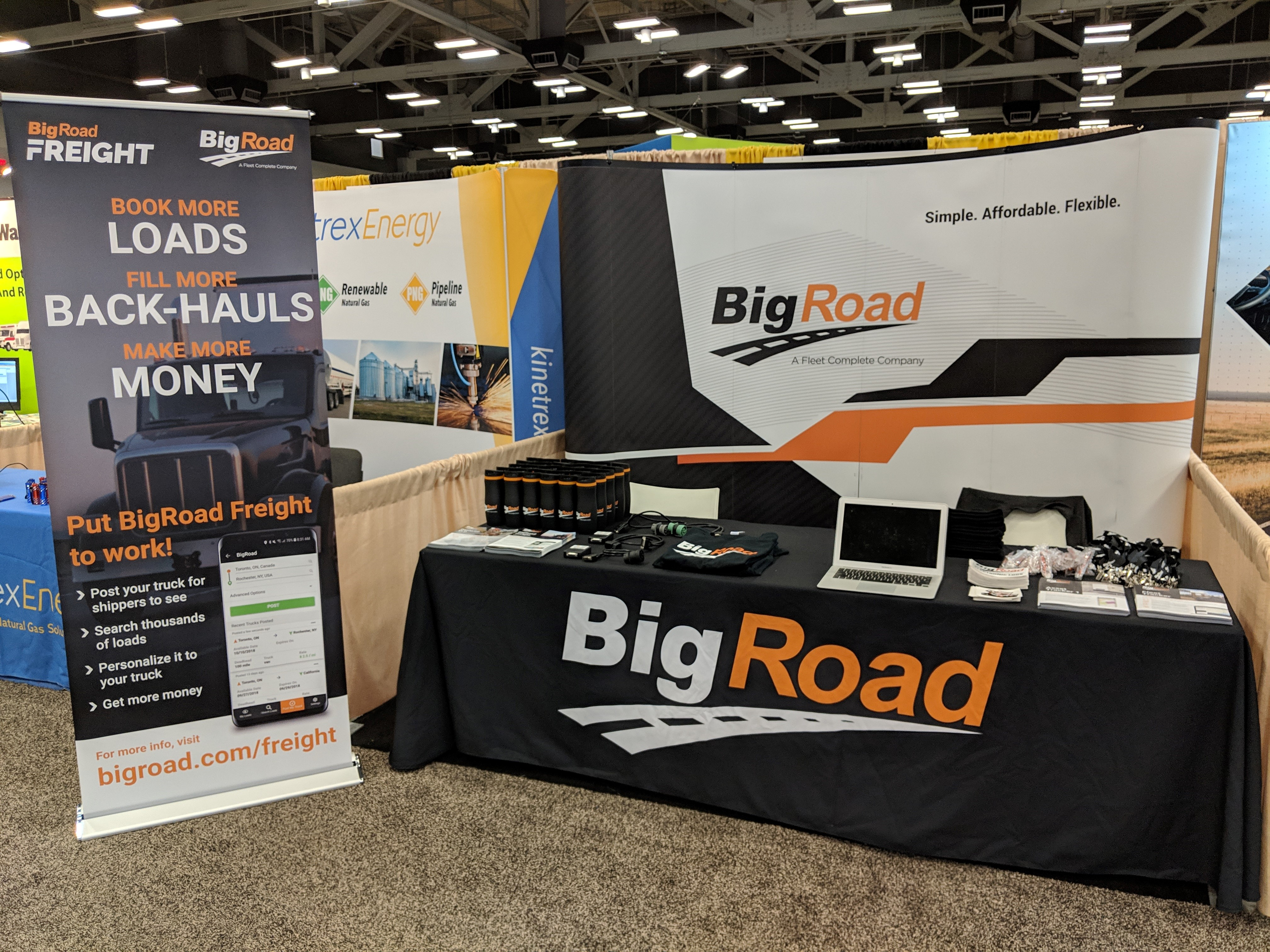 How ELD & BigRoad Freight Work Together