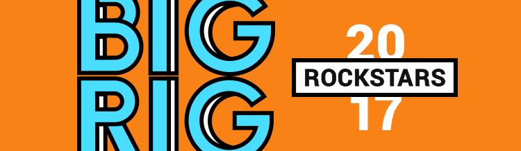 BigRoad's 2017 Big Rig Rockstar