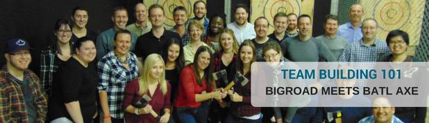 Team Building 101: BigRoad Meets BATL Axe