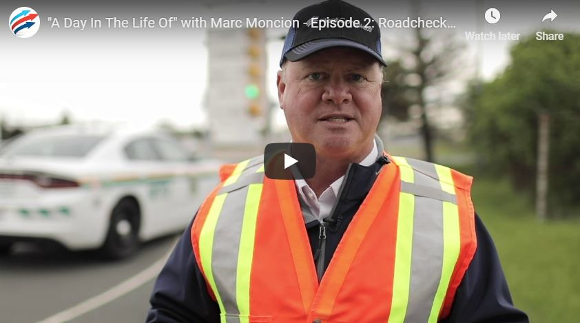 Episode 2 of Marc's Safety Corner Ride-A-Long: What to expect at an inspection station during Roadcheck