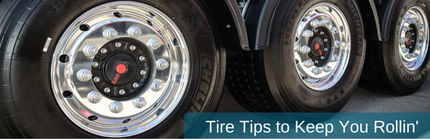 Tire Tips to Keep You Rollin'
