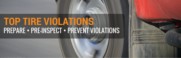 Top Tire Violations