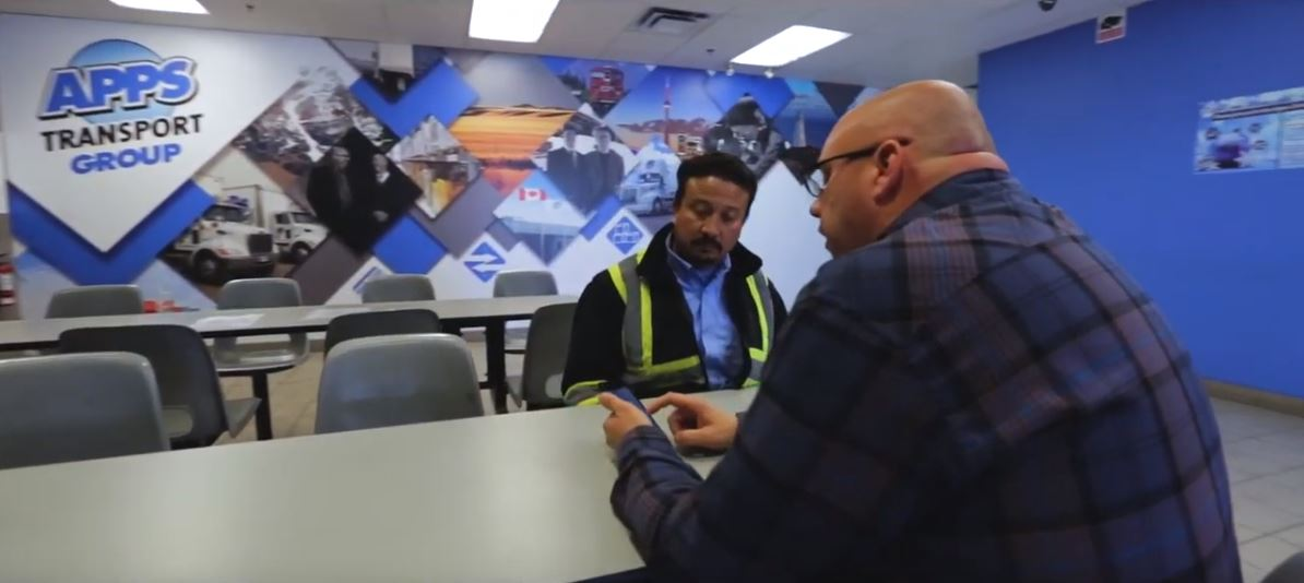 Marc's Safety Corner Ride-A-Long: Tips How To Reduce The Risk For Truck Drivers While On The Road