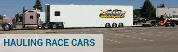 Transporting Race Cars Across the U.S.