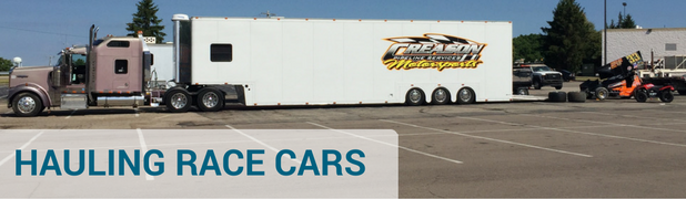 Transporting Race Cars Across the U.S.