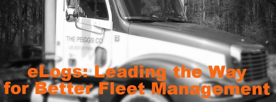 How a Driver Can Lead the Way for Better Fleet Management with eLogs