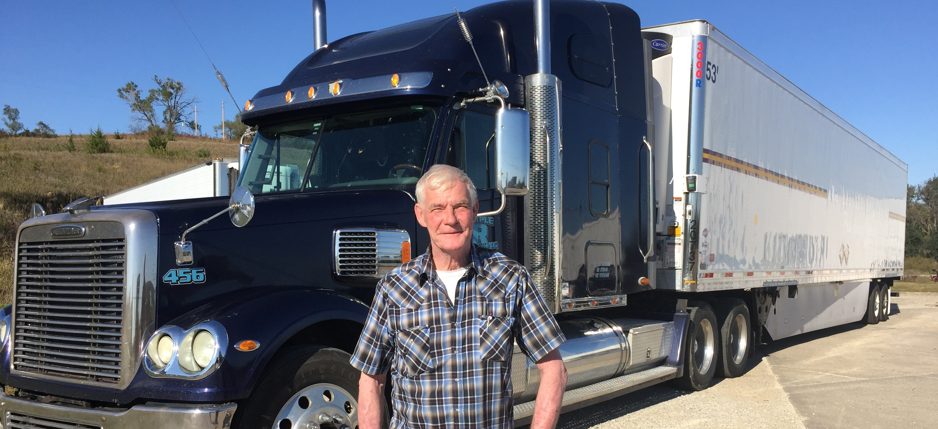 NASTC's Driver of the Year – BigRoad'er Lonnie Brice