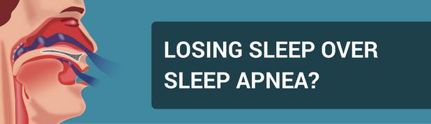 Losing Sleep Over Sleep Apnea