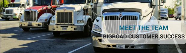 Meet the BigRoad Customer Success Team
