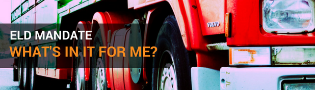 ELD Mandate: What's In It For Me?