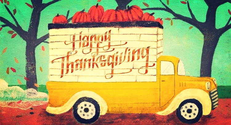 This Thanksgiving Give Thanks to a Trucker!