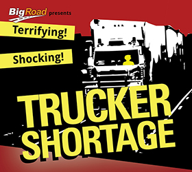 Infographic: Addressing the Trucker Shortage