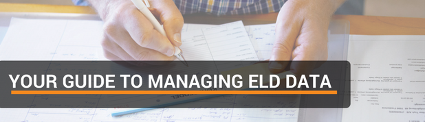 Your Guide to Managing ELD Data