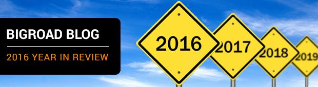 BigRoad's Top 10 of 2016!