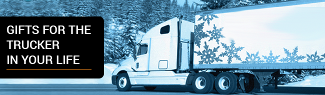 Gifts for the Trucker on Your List